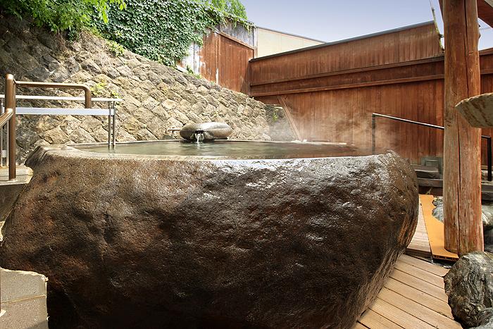 12種類の至福の温泉