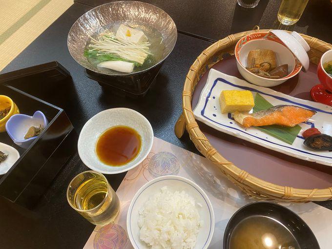 「かてもの」の伝統に洋の技法を取り入れた御殿守のお食事