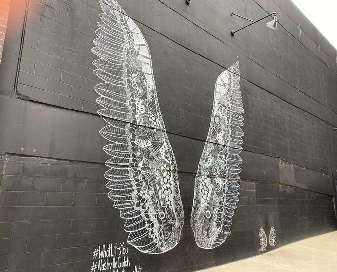 ストリートアートを探して街歩き