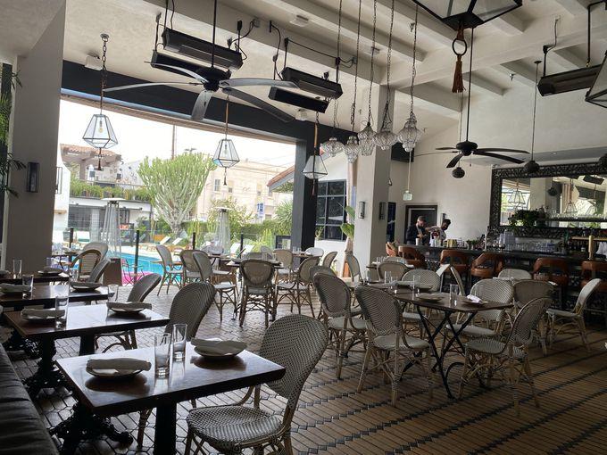 古きよきカリフォルニアの雰囲気が楽しめるレストランとカフェ