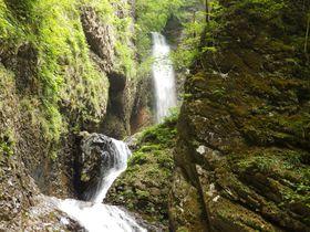 温泉だけじゃもったいない!那須塩原渓谷の3滝めぐり!