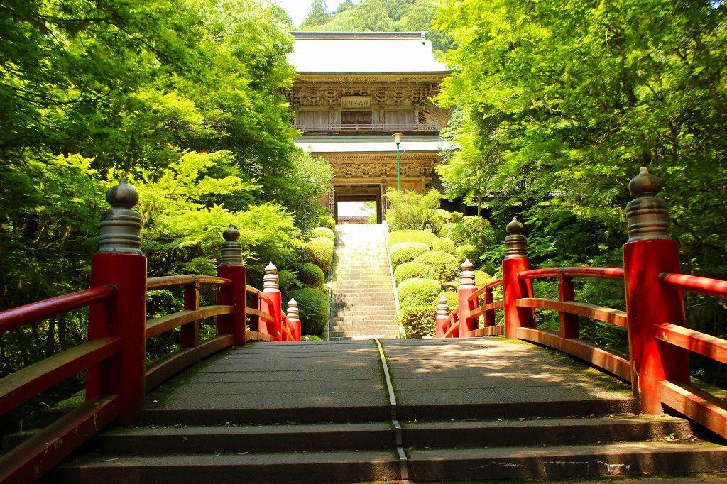 大田原市の『雲厳寺』は荘厳さが漂う最強のパワースポットだ!