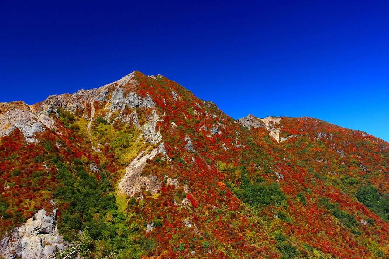 那須高原、紅葉のパノラマビュー!絶景ポイントはここだ!