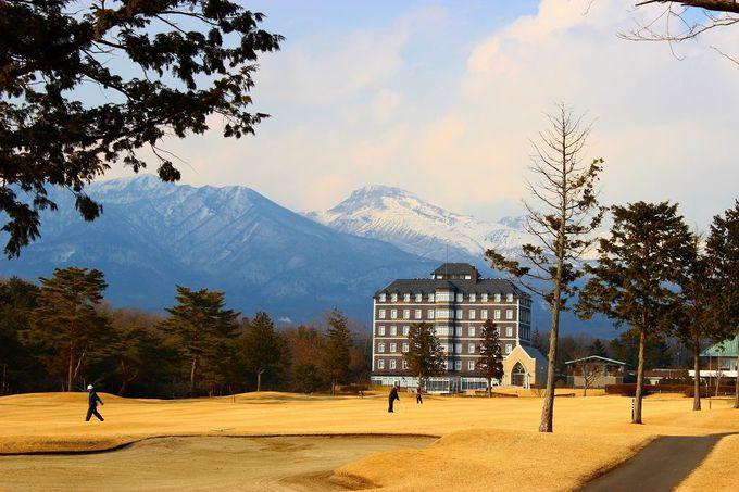 25那須ゴルフガーデンで那須高原の眺望を楽しみながらの爽快プレー!