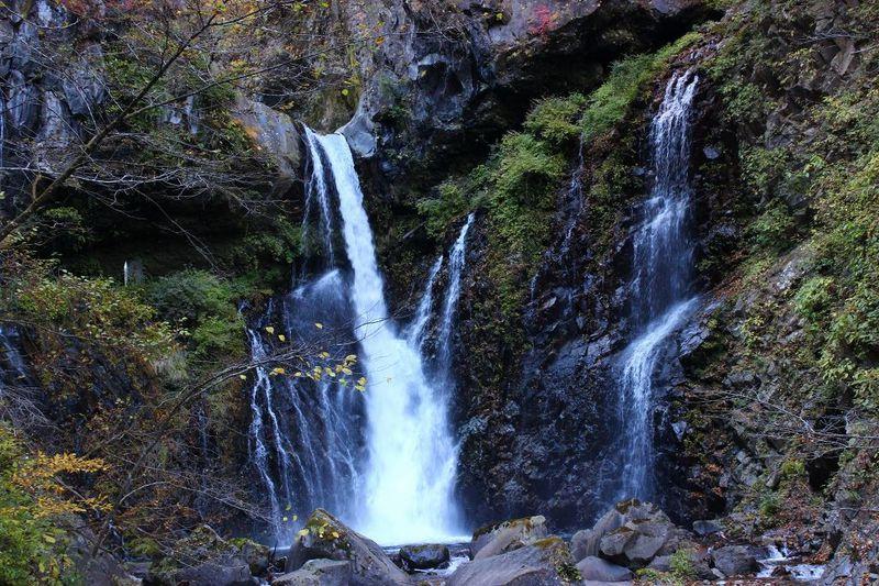 日光の絶景3滝巡り「太閤下ろしの滝・裏見の滝・相生の滝」