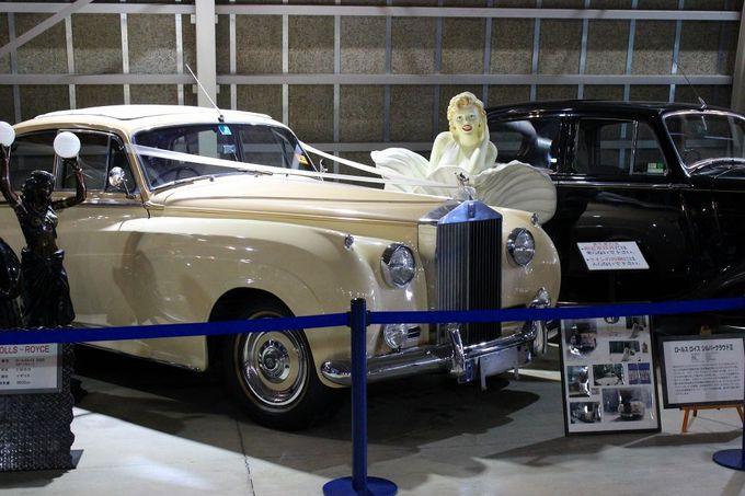1962年ロールスロイスはモンローが良く似合う!