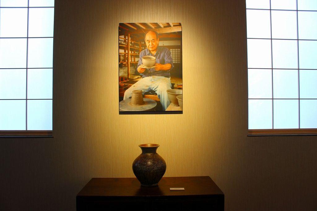 栃木名誉県民第一号・人間国宝の島岡達三の陶芸の世界とは!