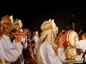 圧倒的な迫力!那須高原の初夏の風物「御神火祭」に参加しよう!