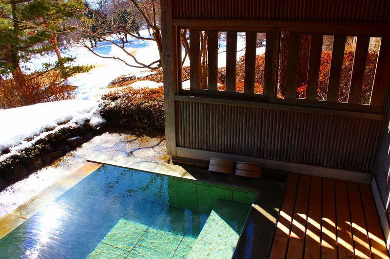 那須高原の眺望と心優しいおもてなしが嬉しい♪「若喜旅館」