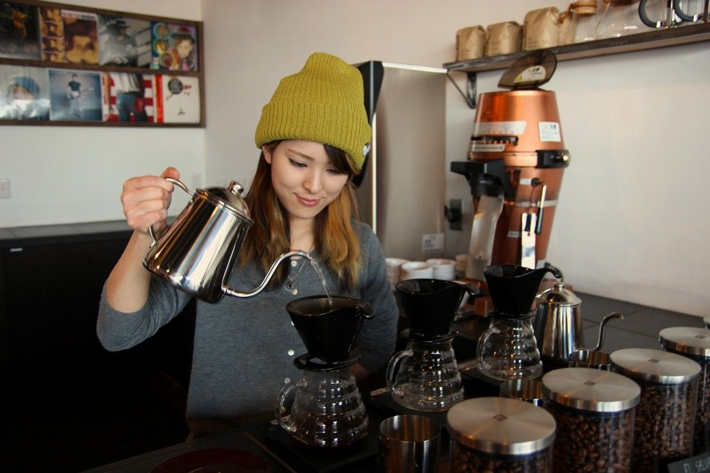 フォーバレルコーヒー日本上陸!栃木県大田原市に「SUNNY'S COFFEE」誕生