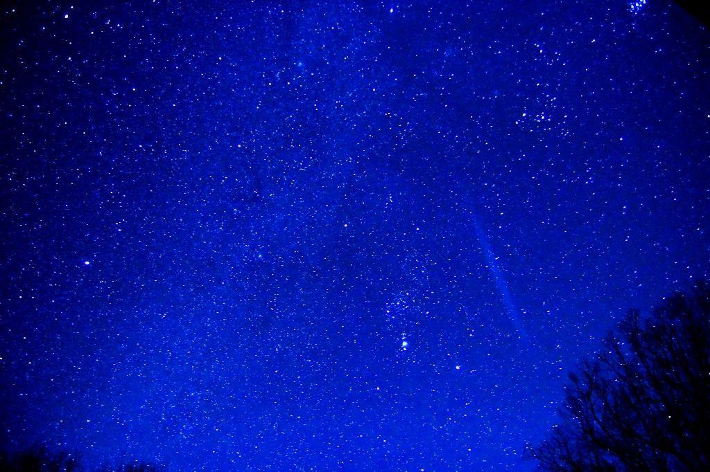 きらめく満天の星空は夜のお楽しみ!銀河も見えちゃう那須の夜空!