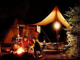 美しい星空と大自然がステージ那須高原「キャンプラビット」