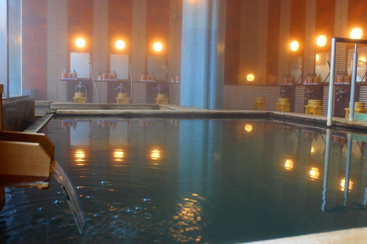 お風呂は近くの「ホテル・フロラシオン那須」が格安で利用できます
