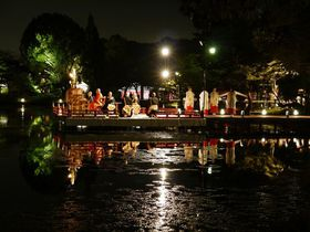 京都嵯峨野大覚寺の「観月の夕べ」で至福のひと時を過ごそう!