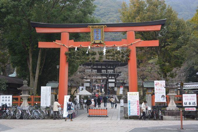 京都洛西松尾大社