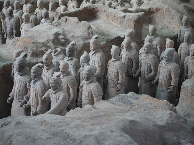 スケールの大きさは圧巻!中国西安・兵馬俑遺跡で古代中国の歴史に浸る
