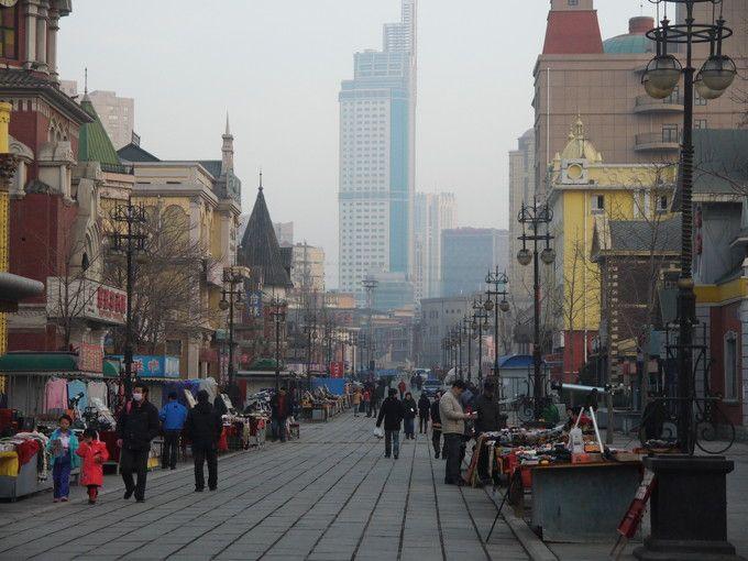 5.ロシア風情街