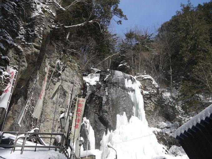 王滝村「清滝」