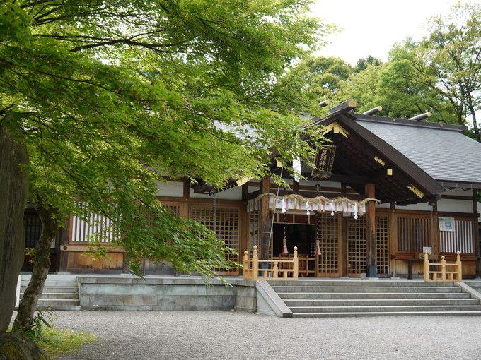 3.足羽神社