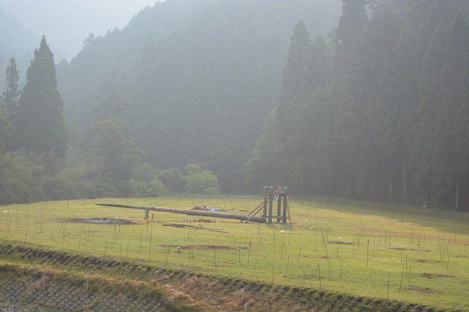 花背松上げ(8月15日)