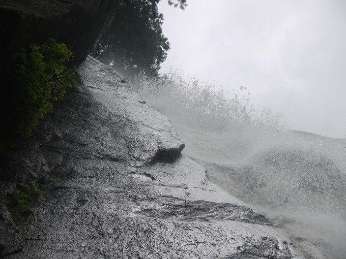 田立(ただち)の滝