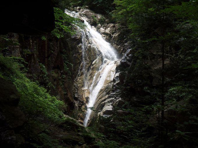 螺旋(らせん)滝、霧ヶ滝