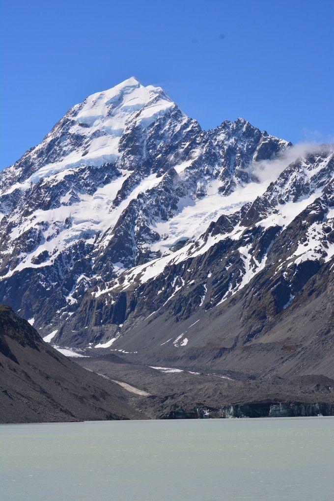 感動必至!NZ南島マウントクック「フッカーバレー」の絶景ハイキング   ニュージーランド   LINEトラベルjp 旅行ガイド