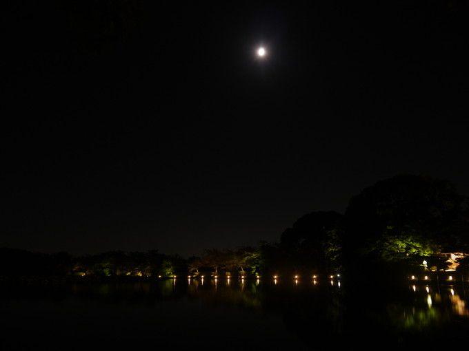 中秋の「観月の夕べ」