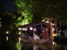 古都の趣が満載!京都嵯峨野「大覚寺」の夜間特別拝観