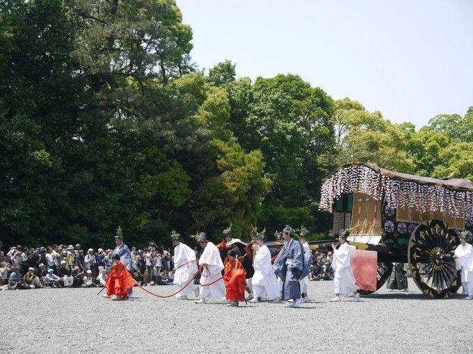 6.京都で三大祭(葵祭・祇園祭・時代祭)を楽しもう