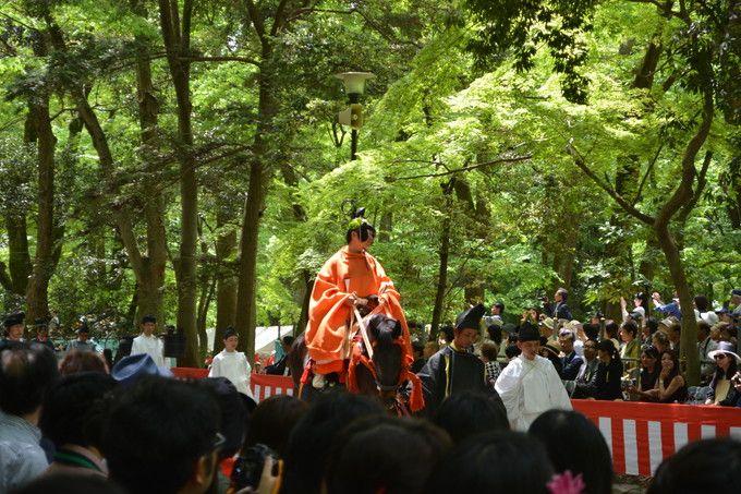 下鴨神社の本列