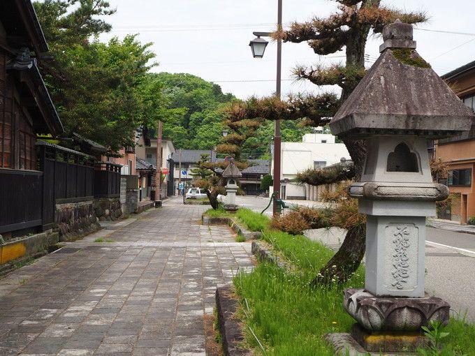 小京都の街並み巡り