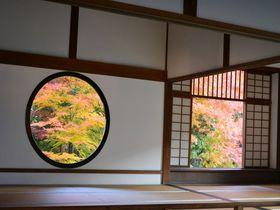京都鷹峯「源光庵」の四季風景で、禅の悟りを感じてみよう!
