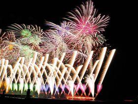 福井県三国花火は豪華絢爛!東尋坊、三国町巡りも面白い