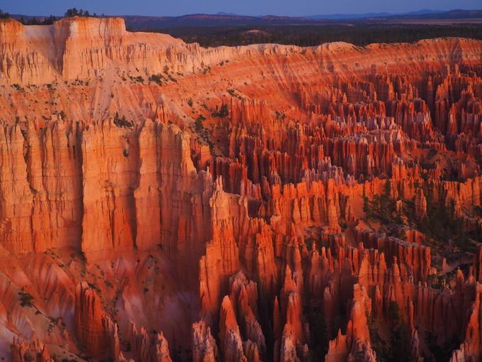 ブライスキャニオン国立公園(Bryce Canyon National Park)