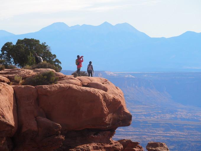 キャニオンランズ国立公園(Canyonlands National Park)