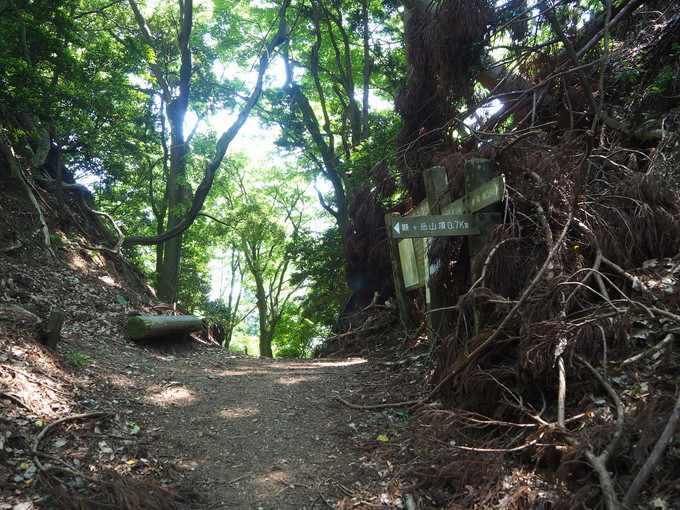余呉駅からの賤ケ岳ハイキング