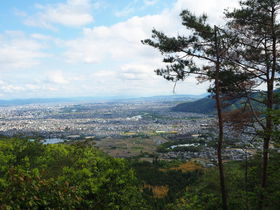 京都市内・嵯峨野の眺望抜群!長尾山おすすめハイキングルート4選