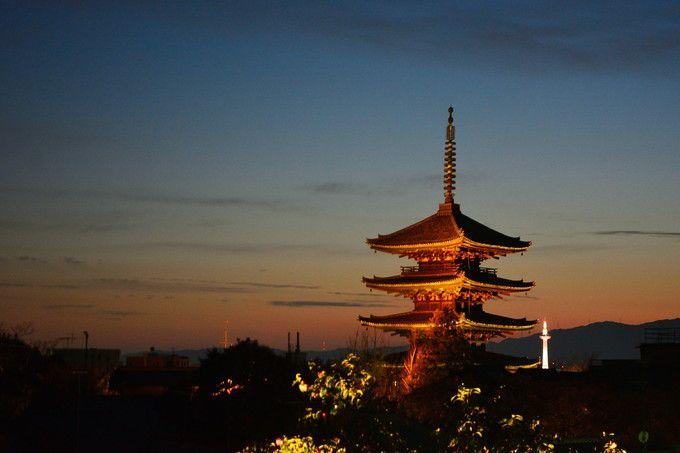 高台寺付近は見どころ満載!
