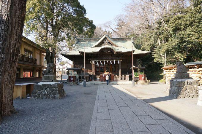 東日本最古の天満宮!