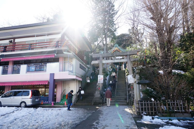 開運パワースポット「東京・王子稲荷神社」で限定御朱印を戴こう!