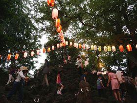 台東区・小野照崎神社で富士登山!?山開きで開運&限定御朱印も!