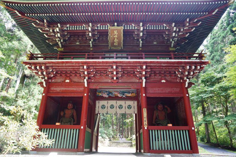 祀ってある神様は188柱!日本のほとんどの神様をお参りできます。