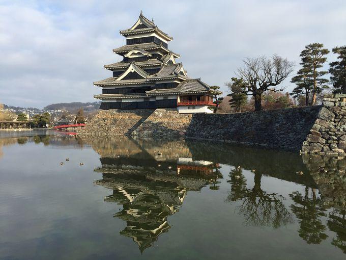 松本に来たら外せない!国宝・松本城