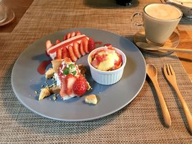 茨城・大子町の泊まれる古民家カフェ「咲くカフェ」でときめく!