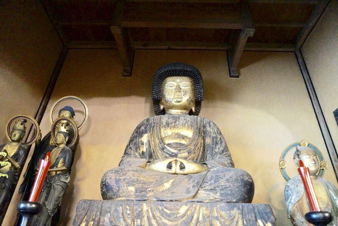 アフロな仏像にゆるキャラも!
