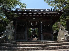 「12の数のミステリー」大避神社と江戸風情残る兵庫・坂越の街並みを歩く