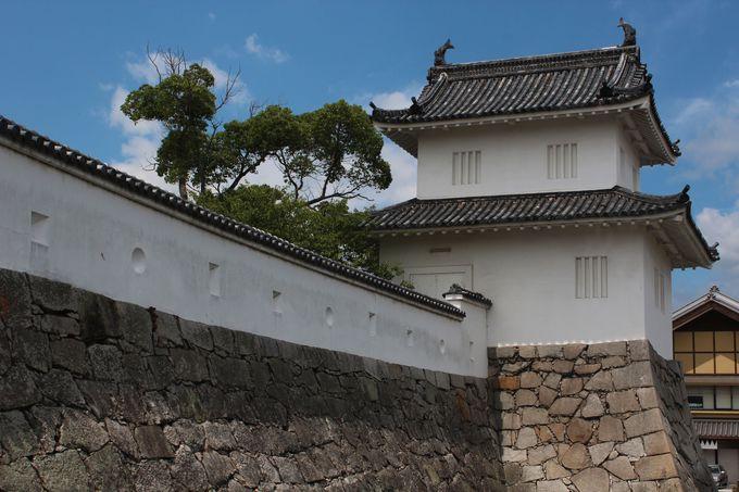 日本100名城のひとつ「赤穂城跡」へいざ!