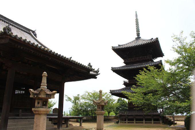 朝鮮通信使の接待所となった由緒正しき寺
