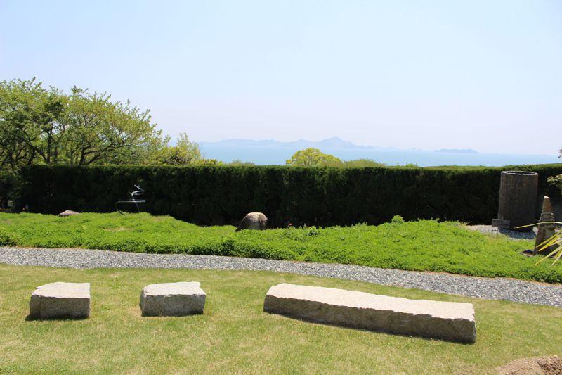瀬戸内海を見下ろす絶景と赤穂雲火焼を楽しむ「桃井ミュージアム」